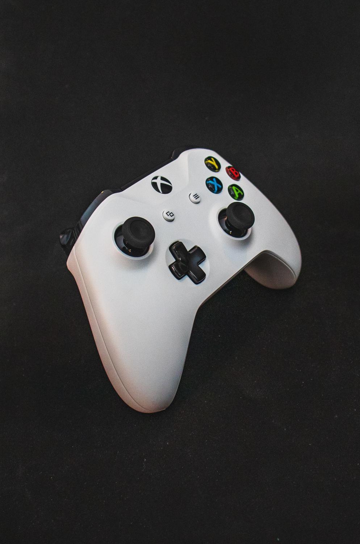 XBOX controller.