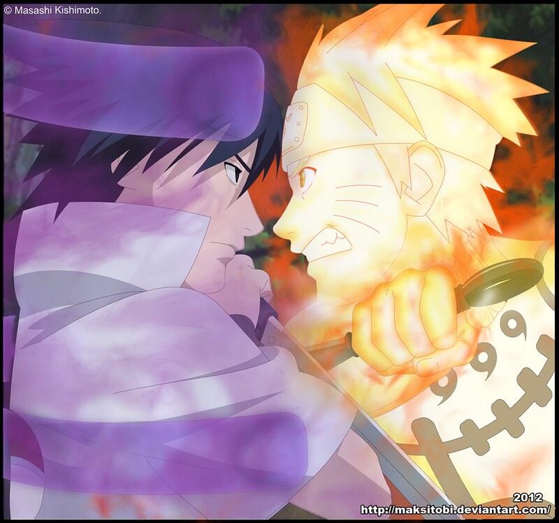 Naruto+vs+Sasuke.
