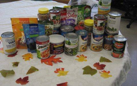 CJSF Canned Food Drive