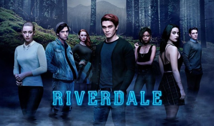 Picture of the Riverdale season premiere.