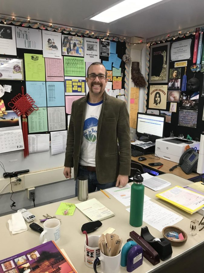 Get to Know Mr. Grillo!