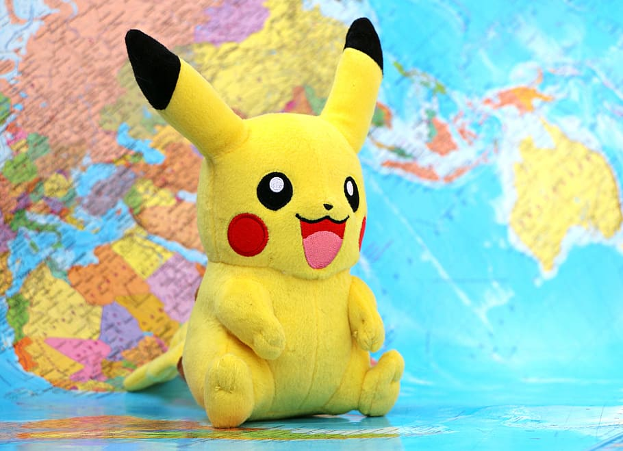 Nintendo's most iconic Pokemon from the games, anime, cards, and more as a plush.