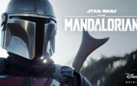 The Mandalorian cover.