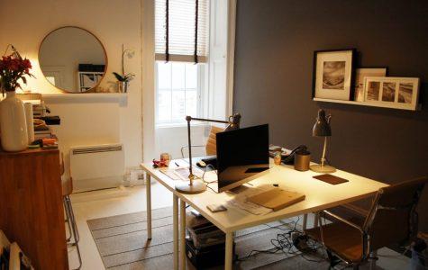 Work room.