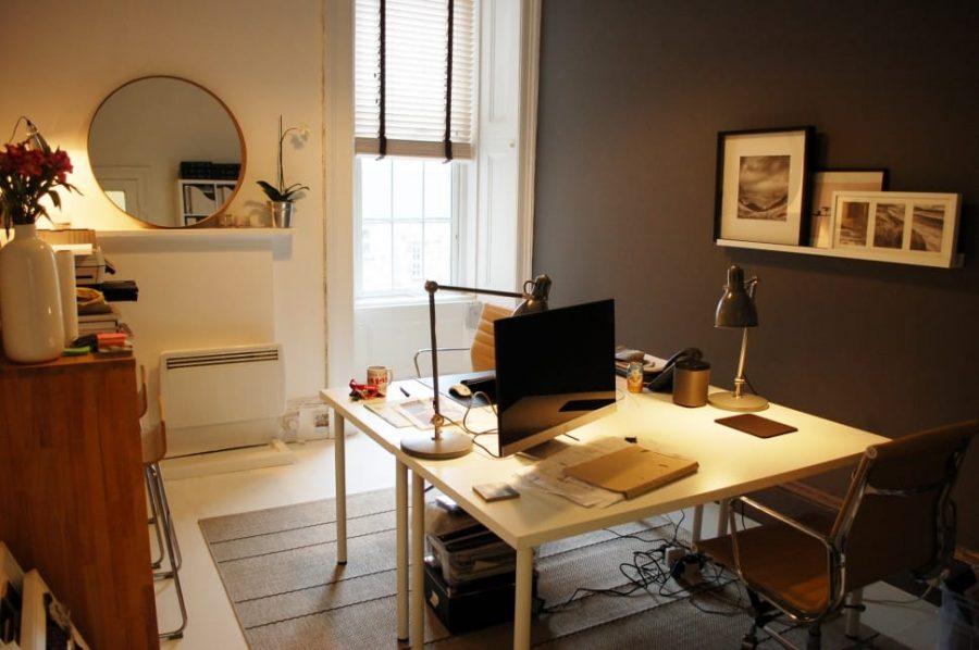 Work+room.