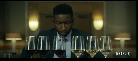 Elijah is testing wine to become a master sommelier.