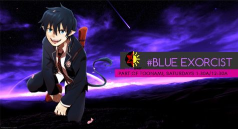 Blue Exorcist Anime Show