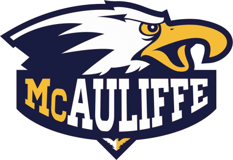 McAuliffe Middle School logo.