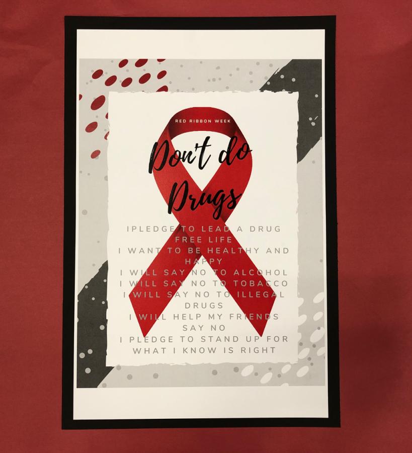 Red+Ribbon+Week+Poster