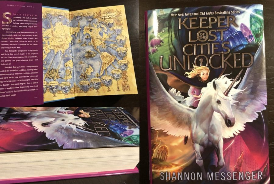 Cover and inside cover of