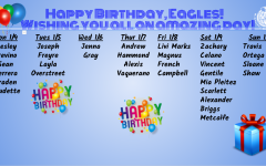 McAuliffe Birthdays!