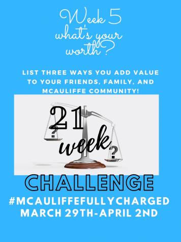 21 Week Challenge Week 11