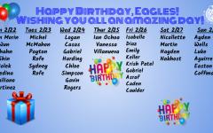 Happy Birthday Eagles