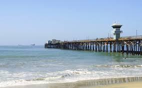 Seal Beach, CA beach