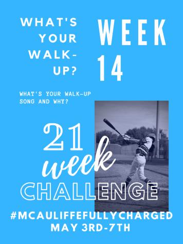 21 Week Challenge